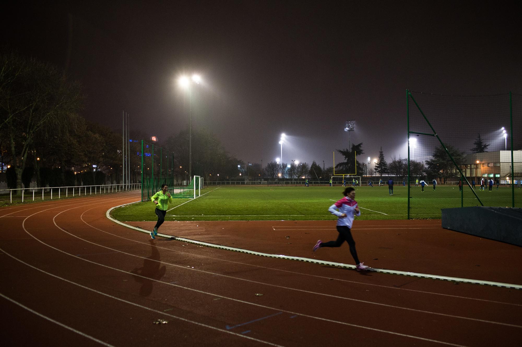 centre sportif louis lumière à paris 20e