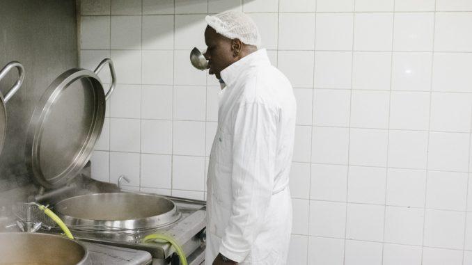 cuisinier association La Chorba